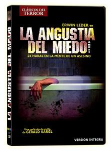 Portada del dvd español