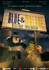 Blue and malone