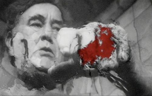 El rojo sangre, consecuencia primera de la guerra