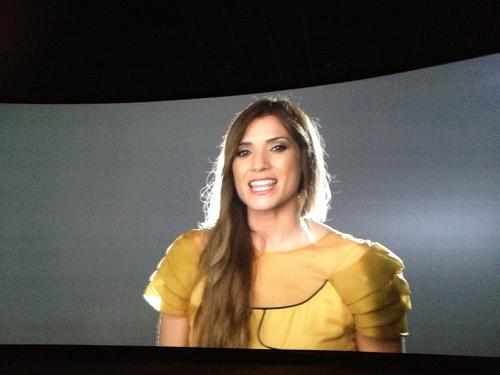 Esther Collado, la guapa presentadora