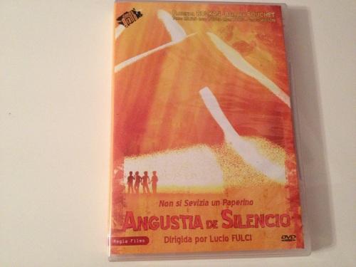 Angustia de silencio_cover