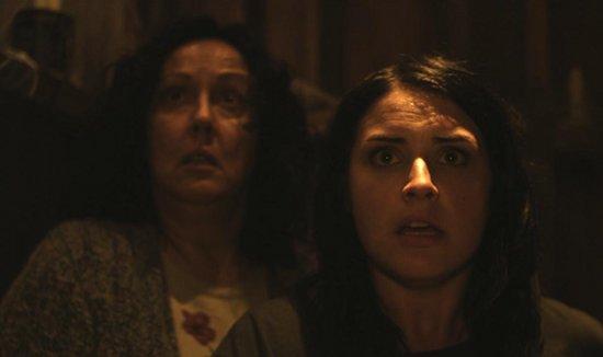 Una imagen de Housebound, cinta de terror presente en Sitges 2014