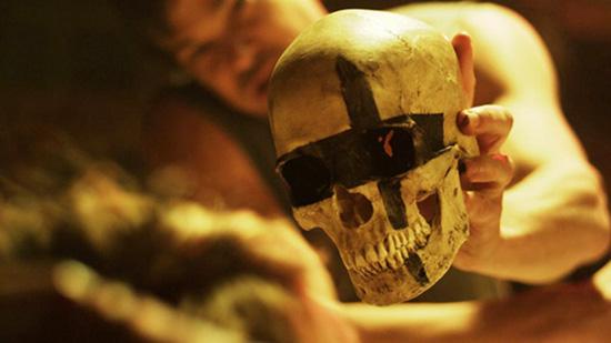 Una imagen de la película Savaged, de Michael S. Ojeda