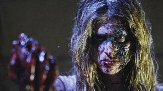 Una imagen de la protagonista vengadora, extraída de la película Savaged, dirigida por Michael S. Ojeda