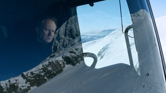 Stellan Skarsgard en In order of disappearance
