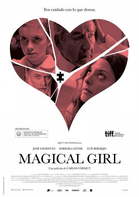 Póster de Magical Girl, de Carlos Vermut