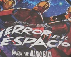 Terror en el espacio en dvd por Regia Films