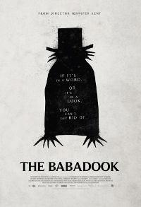 Póster de The babadook