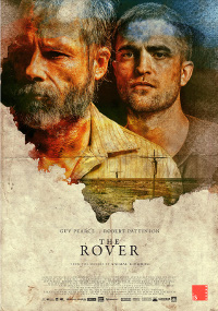 Póster de The rover