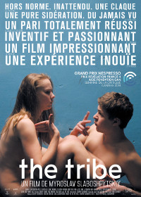 Póster de The tribe