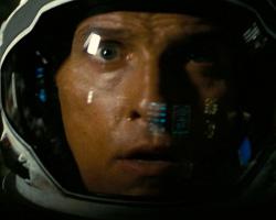 Una imagen de la película Interstellar