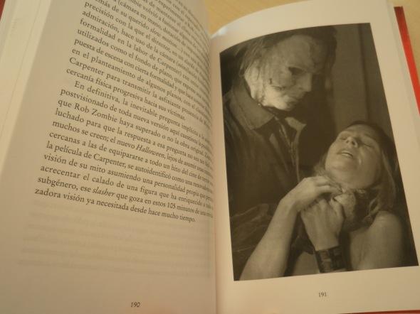 Una imagen del libro Rob Zombie, las siniestras armonías de la sordidez