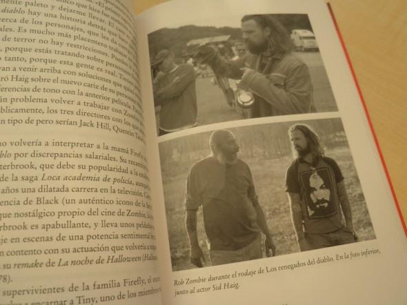Una imagen del libro: Rob Zombie, las siniestras armonías de la sordidez