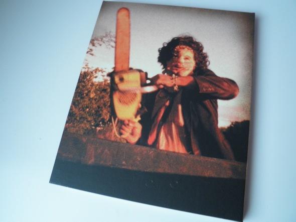 La matanza de Texas digipack Blu-ray A Contracorriente Films
