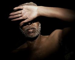 Una imagen del filme Cavalo Dinheiro, de Pedro Costa