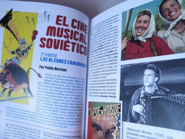 cine-bis 4 cine musical soviético