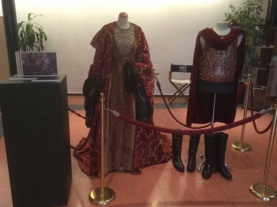 Una imagen de la exposición Daganzo. Un pueblo… de Cine