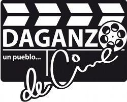 Logo de la exposición Daganzo. Un pueblo… de Cine