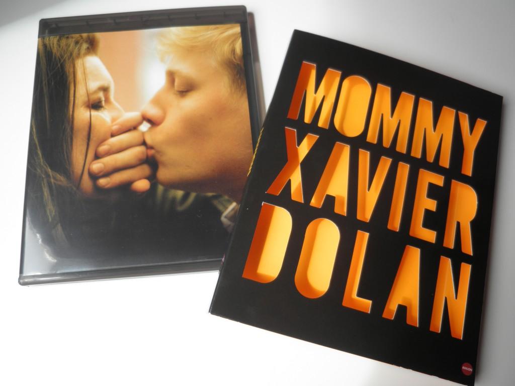 Portada y funda Blu-ray Mommy Edición Cameo/Avalon