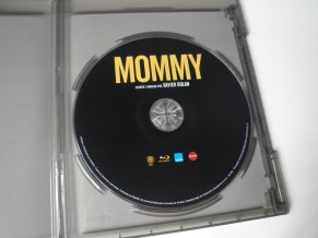Interior Blu-ray Mommy Edición Cameo/Avalon