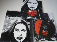 A girl walks home alone at night blu-ray