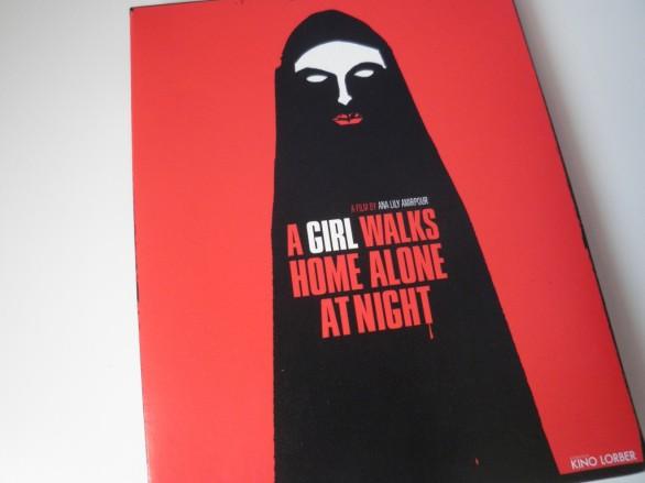 A girl walks home alone at night blu-ray