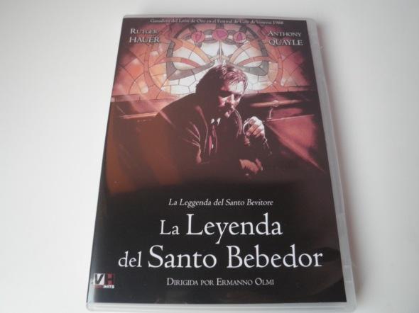 La leyenda del santo bebedor portada dvd videohits