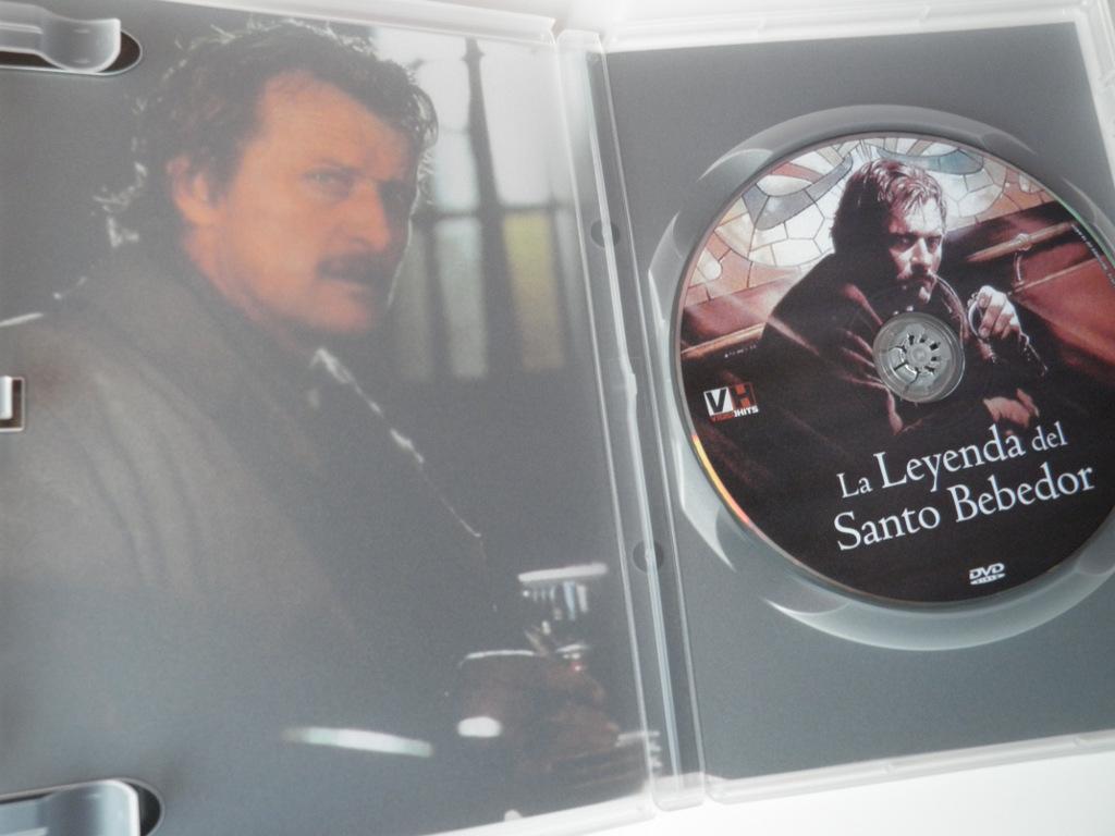 La leyenda del santo bebedor interior dvd videohits