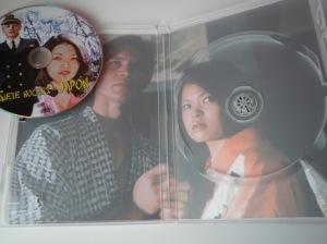 Siete noches en Japón interior dvd videohits