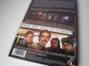 Moonlighting contraportada dvd Videohits