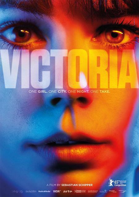 Póster de Victoria, de Sebastian Schipper