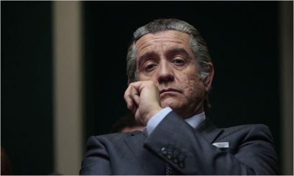 Pedro Casablanc como Bárcenas en B, dirigida por David Ilundain
