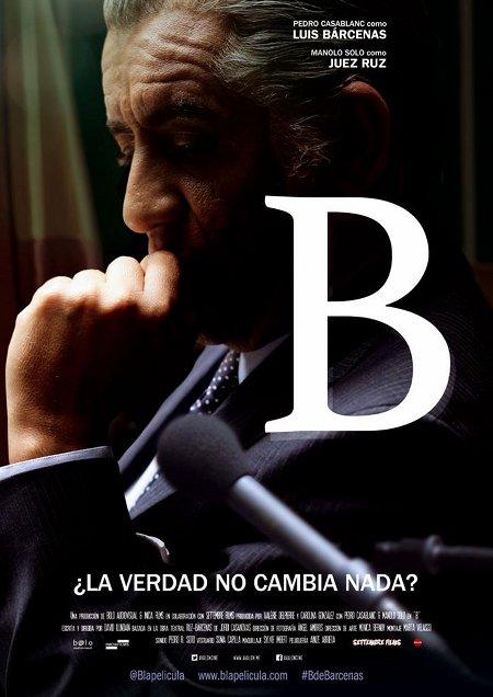 Poster de B, dirigida por David Ilundain