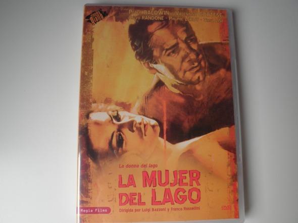 La mujer del lago DVD