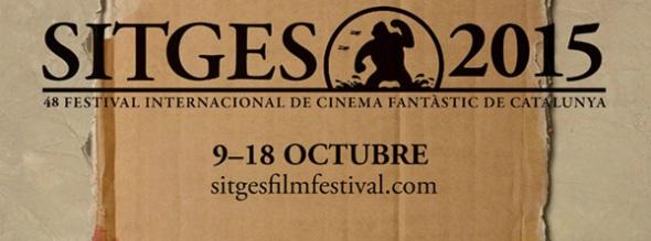 Logo festival Sitges 2015