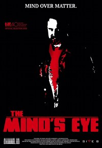 Cartel de The mind's eye, de Joe Begos