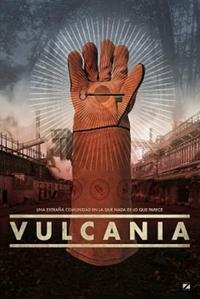 Póster de Vulcania, de José Skaf