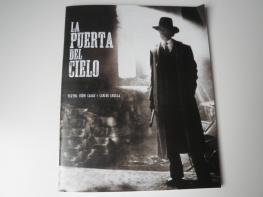 La puerta del cielo Edición Coleccionista portada libreto Blu-ray