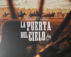 La puerta del cielo Edición Coleccionista portada Blu-ray