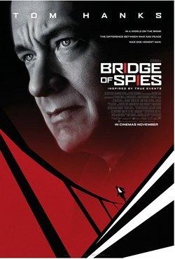 Póster de El puente de los espías (Bridge of spies, Steven Spielberg)
