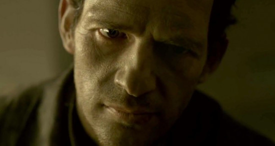 El rostro del actor Géza Röhrig, protagonista de El hijo de Saúl