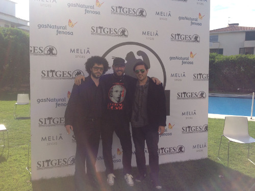 Luciano y Nicolás Onetti en Sitges 2015