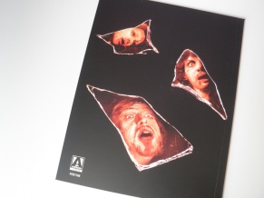 Deep Red Arrow Films Limited Edition libreto contraportada