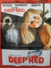 Deep Red Arrow Films Limited Edition póster reversible