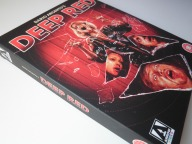Deep Red Arrow Films Limited Edition lateral