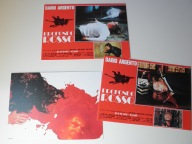 Deep Red Arrow Films Limited Edition postales