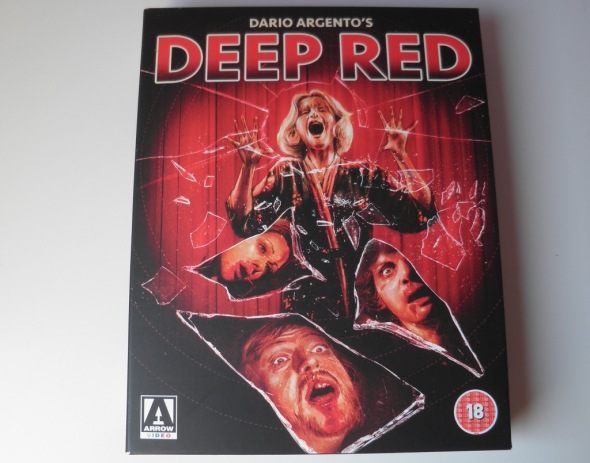 Deep Red Blu-ray Arrow Films