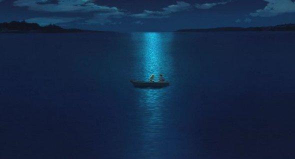 Una imagen de El recuerdo de Marnie, dirigida por Hiromasa Yonebayashi
