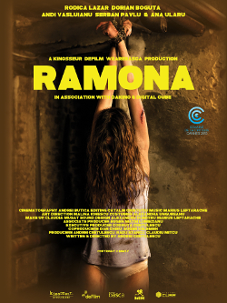 Póster del cortometraje Ramona, de Andrei Ccretulescu