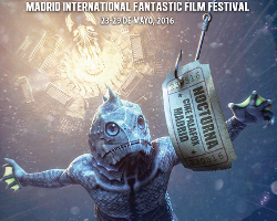 Una imagen del cartel del Festival Nocturna 2016